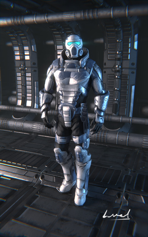Hazard Suit Armor